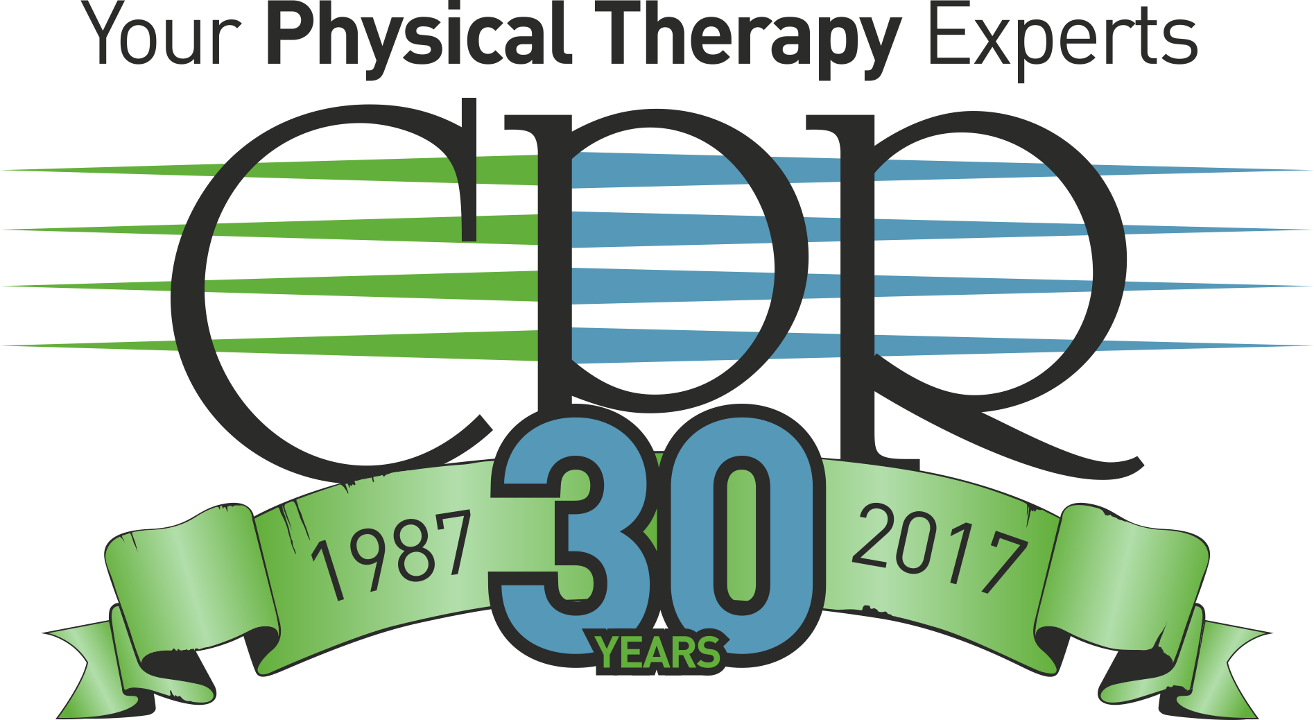 CPR 30 year logo