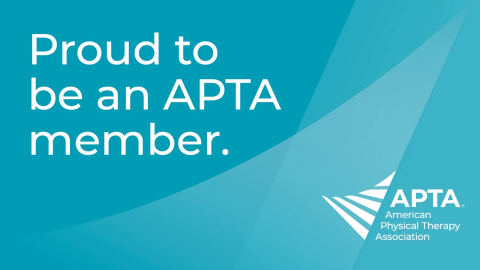 American Physical Therapy Association Member logo