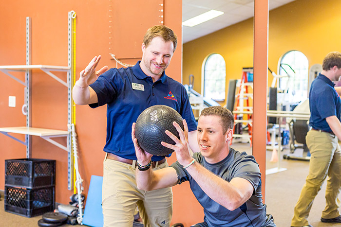 Sport Rehab with Cade Searle, DPT